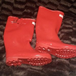 Forever Young insulated rubber boots